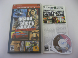 GTA - Grand Theft Auto Liberty City Stories - Greatest Hits - (USA)