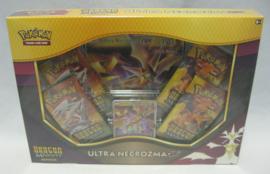 Pokémon TCG: Dragon Majesty Ultra Necrozma GX Box (New)
