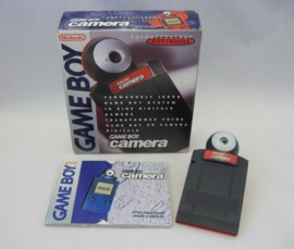 Original GameBoy Camera 'Red' (Boxed)