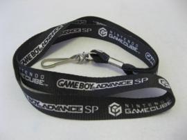 Nintendo GameCube / GameBoy Advance SP Promo Lanyard