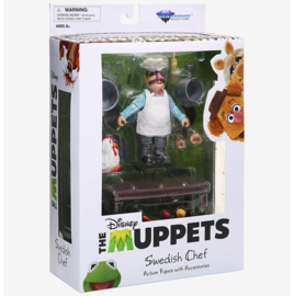 Muppets: Best of Series 2 - Swedish Chef Action Figure (New)