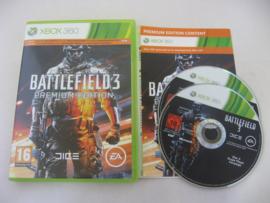 Battlefield 3 Premium Edition (360)