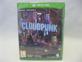 Cloudpunk (XONE/SX, Sealed)