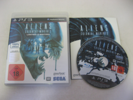 Aliens Colonial Marines - Limited Edition (PS3)