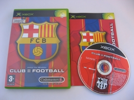 Club Football FCB 2003 / 04 Season