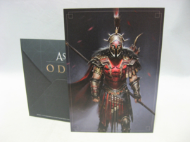 Assassin's Creed Odyssey Lithograph - Hero of Sparta (New)