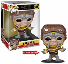 POP! Babu Frik - Star Wars - 10'' Super Sized Pop! (New)