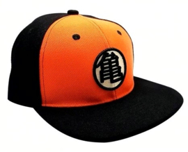 Cap: Dragonball Z - Kame Orange Snapback (New)