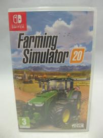 Farming Simulator 20 (FAH, Sealed)