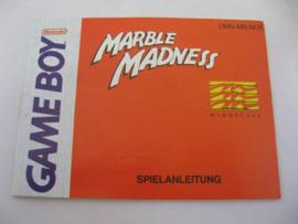 Marble Madness *Manual* (NOE)