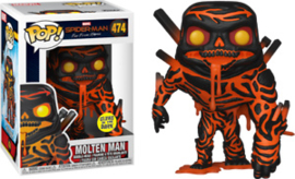 POP! Molten Man - Spider-Man Far From Home (New)