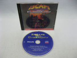Escape From Cyber City (CD-I)