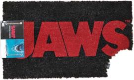 Jaws Logo Doormat (New)