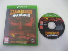 Carmageddon Max Damage (XONE)