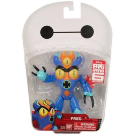 Big Hero 6 - Action Figure - Fred (New)