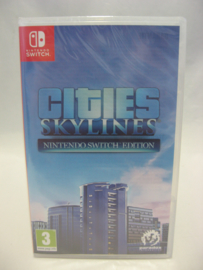 Cities Skylines - Nintendo Switch Edition (FAH, Sealed)