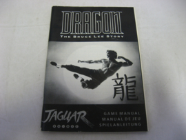 Dragon - The Bruce Lee Story *Manual* (JAG)