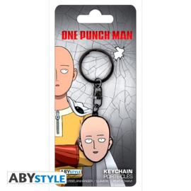 One Punch Man: Saitama's Head Keychain (New)
