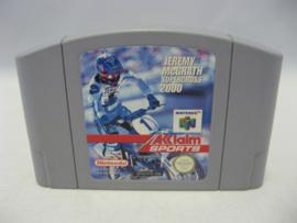 Jeremy McGrath Supercross 2000 (UKV)