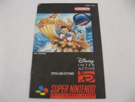Disney's Pinocchio *Manual* (ACGP)