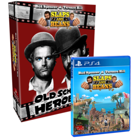 Bud Spencer & Terence Hill Oldschool Heroes Edition (PS4, NEW)