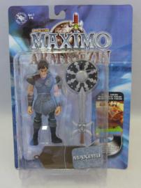 """Maximo: Army of Zin - 5"""" Maximo Action Figure - Capcom 2003 (New)"""
