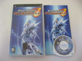 Dynasty Warriors Strikeforce (PSP)
