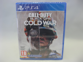 Call of Duty Black Ops Cold War (PS4, Sealed)