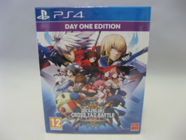 Blazblue Cross Tag Battle - Special Edition - Day One Edition (PS4, Sealed)