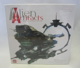 Alien Artifacts | Board Game (New)