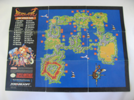 Breath of Fire *World Map* (USA)