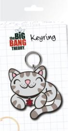 The Big Bang Theory - Kitty Keychain (New)