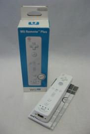 Original Wii U Remote Plus 'White' (Boxed)