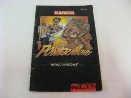 Power Moves *Manual* (USA)