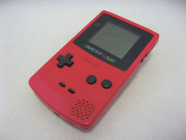 GameBoy Color 'Berry' Red