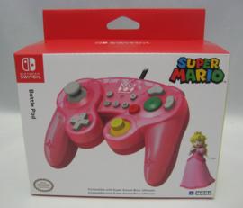 Nintendo Switch Battle Pad: Peach - Super Smash Bros Ultimate (New)