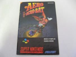 Aero the Acro-Bat *Manual* (FAH)