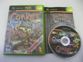 Conker Live & Reloaded (NTSC)