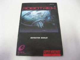 Robotrek *Manual* (USA)