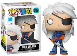 POP! Rose Wilson - Teen Titans Go! (New)