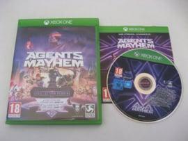 Agents of Mayhem - Day One Edition (XONE)