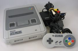 Super Nintendo Console Set