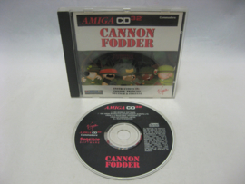 Cannon Fodder (Amiga CD32)