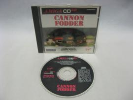 Cannon Fodder (Amiga CD32)