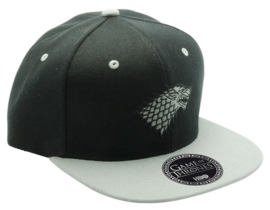 Cap: Game of Thrones - Stark Snapback (New)