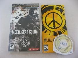 Metal Gear Solid - Peace Walker (USA)