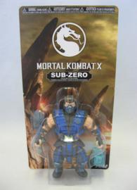 Mortal Kombat X - Sub-Zero Collectible Action Figure (New)