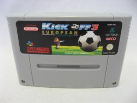 Kick Off 3 European Challenge (EUR)