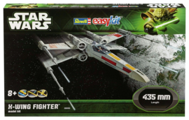 Star Wars X-Wing Fighter - Easykit Model Toy - Revell (New)
