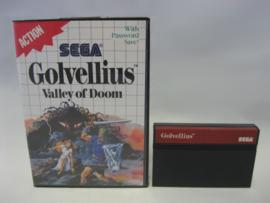 Golvellius - Valley of Doom (CB)